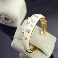 Lo yin Dot rhinestone oil fashion hand ring bracelet fashion bracelet wide bracelet fashion accessories jewelry