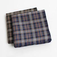 100% male cotton handkerchief
