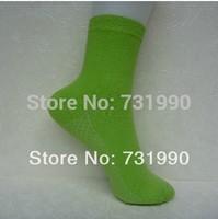 2014 New Hot Nano Silver deodorant Socks 5 pairs set Antibacterial cotton Women socks pure high quality business Free shipping