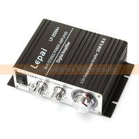 10 Sets Professional  Audio Mini Hi-Fi Stereo Power Digital Amplifier LP-2020A + Lepai Tripath Class-T With 3A Power Supply