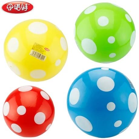 Child yoga ball rubber ball 15 pvc toy ball 0.17(China (Mainland))