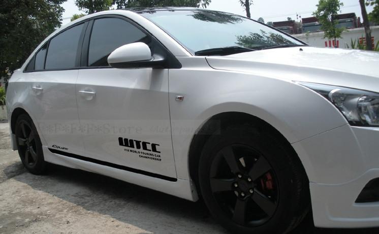 Sticker Sedan Sedan Car Stickers Wtcc