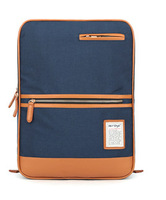 Free shopping new 2014 Herschel heritage preppy style backpack casual solid color backpack double-shoulder