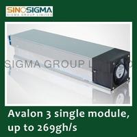 Avalon miner ,bitcoin miner avalon ,not usb block erupter ,single module ,low consumption ,best price ,sinosigma brand