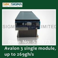 Avalon generation 3 ,avalon bitcoin mining machine ,single module ,40 nm chip ,sinosigma  brand ,in stock