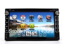 Russia EMS Free Shipping:CHERY A3 A5 Tiggo Car DVD with GPS Navigation Bluetooth Radio TV iPod USB SD