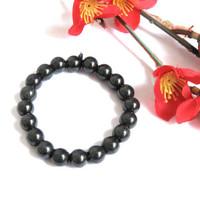 Bamboo charcoal 20 carbon bead bracelets bracelets
