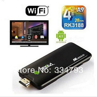 Rikomagic MK802 IV RK3188 Quad Core Android 4.2.2 Mini PC 2G ROM 8G Flash HDMI 1080P Wi-Fi IPTV Stick