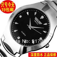 2014 women's tungsten steel mechanical watch mens watch waterproof lovers watches
