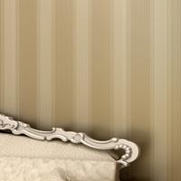 Modern brief stripe non-woven wallpaper plain living room background wall wallpaper