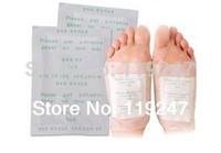 1 pai = 4pcs/lot(4pcs=2 Patches+2 Adhesives)  Kinoki Detox Foot Pads Patches with Adhesive / No Retail Box