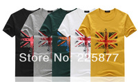 Multiple Color T Shirts Male Print Short Sleeve Cotton T-shirt Fashion Quality Men's Special Design Causal Slim-fit Men Tshirt