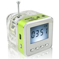 wilreless Bluetooth mini Speaker TT-028  Indicator Portable music  player Multi-Colors Loudspeaker LED Display  Free shipping