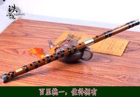 Free Shipping ,  Exquisite Professional bamboo flute,professional performer  bamboo flute ,DIzi  ,detachable DIzi
