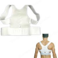 alex  1PC L New Magnetic Posture Support Corrector Back Pain Feel Young Brace Shoulder Belt
