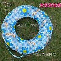 Swim ring inflatable ring floating ring pool