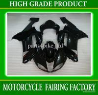 Hot sale black racing motorcycle bodywork fairing kit for Kawasaki Ninja ZX-6R 2007 ZX6R 07 08 RX3k