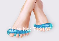 new 2014 personal health  feet care Hallux  valgus toes correct , relax &massage foot  toes care 1pair  free shippment