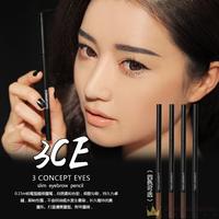 Sty nda 3ce ultrafine automatic eyebrow pencil durable waterproof