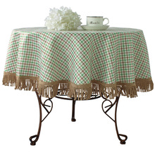 wholesale green table cloth