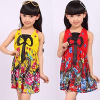 Hot Sale New 2014 Summer Children Clothing Baby Girls Clothes Girl Dress Kids Tutu Dress child Children Dress