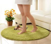 30cm----Diameter Round fashion super soft carpet/floor rug/area rug/ slip-resistant mat/doormat/bath mat