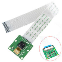 Brand New 1Pcs Camera Module Board REV 1.3 5MP Webcam Video 1080p 720p Fast For Raspberry Pi Free Shipping