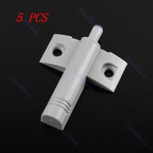 5pcs/lot Kitchen Cabinet Door Drawer Soft Quiet Closer Damper Buffers + ScrewsFree Shipping wholesale/retail(China (Mainland))