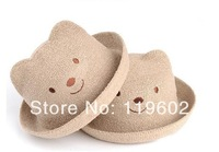 Retail Newest Style Children Hat Breathable Cool Summer Kids Hats/Caps Outdoor Cute Baby Caps