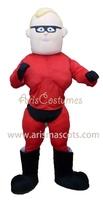 superhero mascot costume CARNIVAL COSTUME FREE SHIPPING EVA head