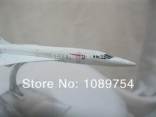 16 см британский AIRWAYS concorde, Металлический сплав модель самолета