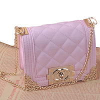 Wholesale 5 Piece Girls Handbages PU Leather Pink Black Bags Women Fashion Bags Ladies Mini Sholder Flap Pocket Bags 14042308