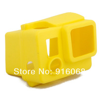 ST133 Silicone Case for Gopro Hero 3+, black, blue, green, red,yellow
