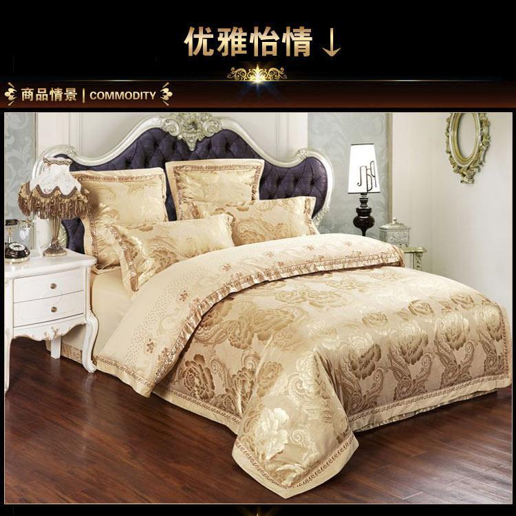 King bedding sets luxury - Elegante Colchas Al Por Mayor De Alta Calidad De China
