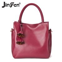 Bolsas Rushed Real Freeshipping Women Pu Zipper Solid Soft Bolsas Femininas Trend 2014 Women's Handbag Fashion Bag Messenger