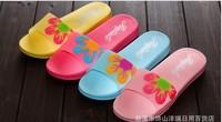 2014 Summer Sexy Beautiful Flip Flops Women Sandals Bohemian Muffin Slope
