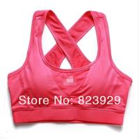 Brand Sports Tanks Top For Women Fitness Running Tennis Bra Jogging Women Bra Top Women Yoga Vest With Padded