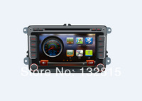 IN DASH 7 INCH SCREEN CAR DVD PLAYER  FOR  VW  2013 SANTANA