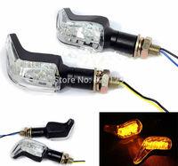 Universal Bending of LED Turn Signal Light Bulb Indicator For Motorcycle 12V