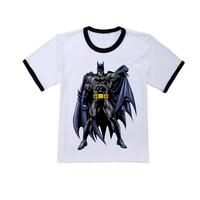 Children's clothes Batman short-sleeve t-shirt summer family fashion Children clothes
