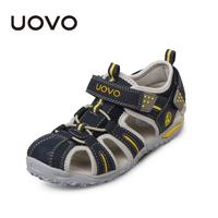 Uovo male &female 2014 summer child sport shoes child sandals fashion children shoes