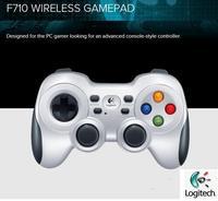 Original Gamepad Wireless Game Pad Logitech F710 Nano Receiver PC Gamer