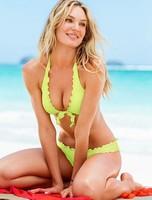 S M L Women Ladies Bikini Set Brand Women's Beachwear Top and Bottom Beach Wear Bikinis Bikiny