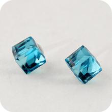 OMH wholesale Oe0252 2013 watercubic jewelry crystal stud earring earrings 2g