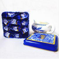 2014 new tea10 bags 70g/box China organic Light Fragrance Flavor anxi tieguanyin  tea, weight loss tie guan yin Oolong tea, 1725