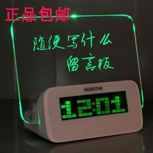 popular clock projection