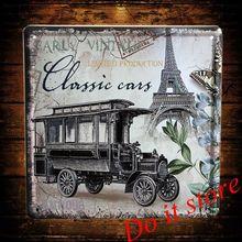 classic car decorations promotion