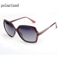 New high quality brand designer women's star models big box UV polarized polarized sunglasses for women 4081