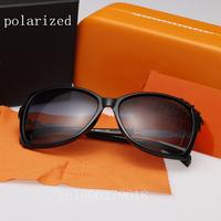 Retro Trendy Anti- UVA Anti-UVB sunglasses for women 22097 brand designer polarized sunglasses for women Free shipping
