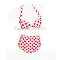2014 bikini free shipping swimwear women